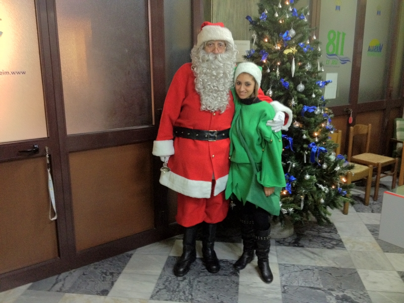 6 Babbo Natale 2011