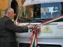 Inaugurazione Pulmino Attrezzato ACG Italia 2012