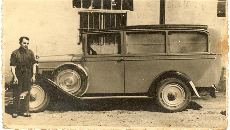 Ambulanza 1942