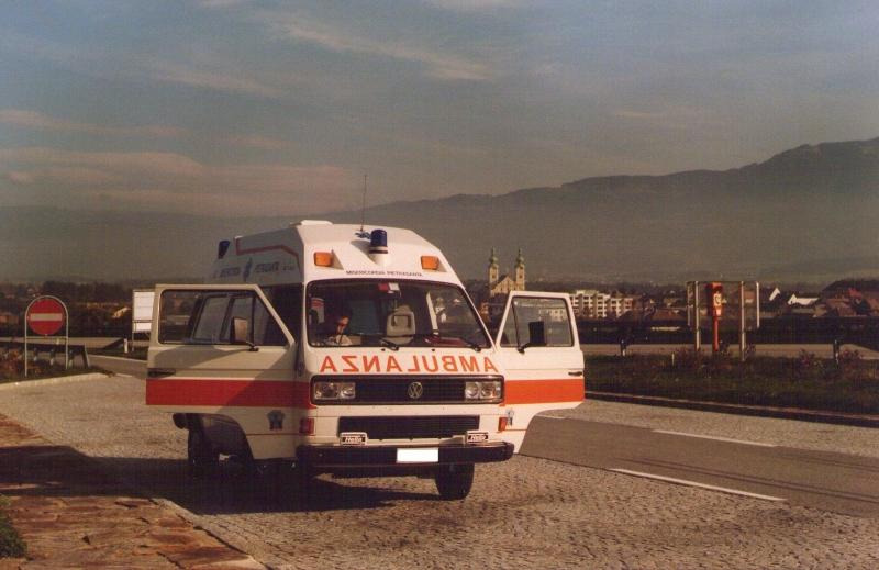 Ambulanza 2 - 1989
