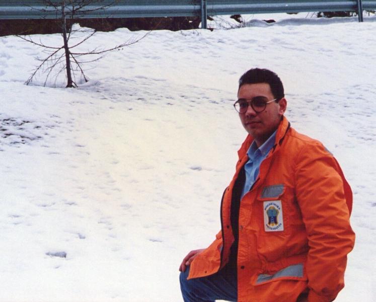 Angelo a Lione - anni 80