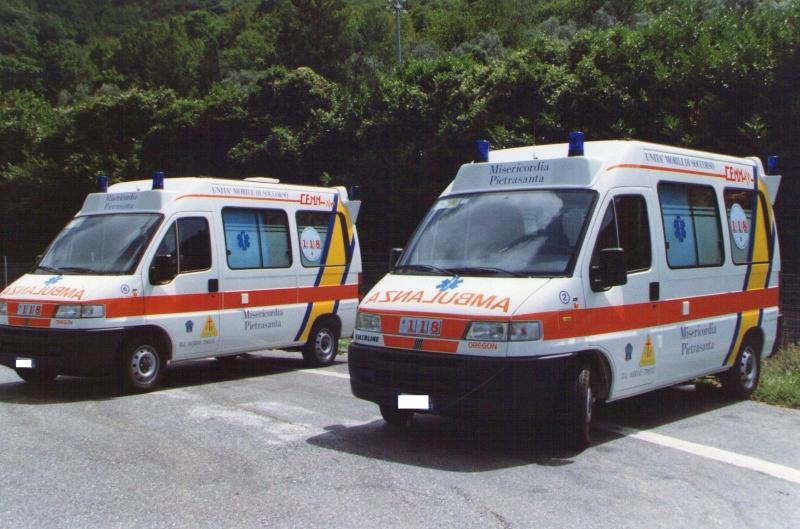 Auto 2 e Auto 6 - anno 2000