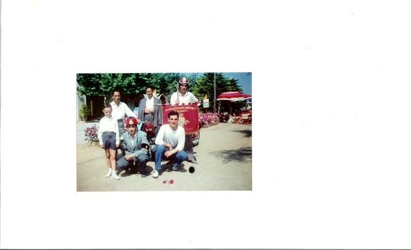 Gruppo motociclisti misericordia