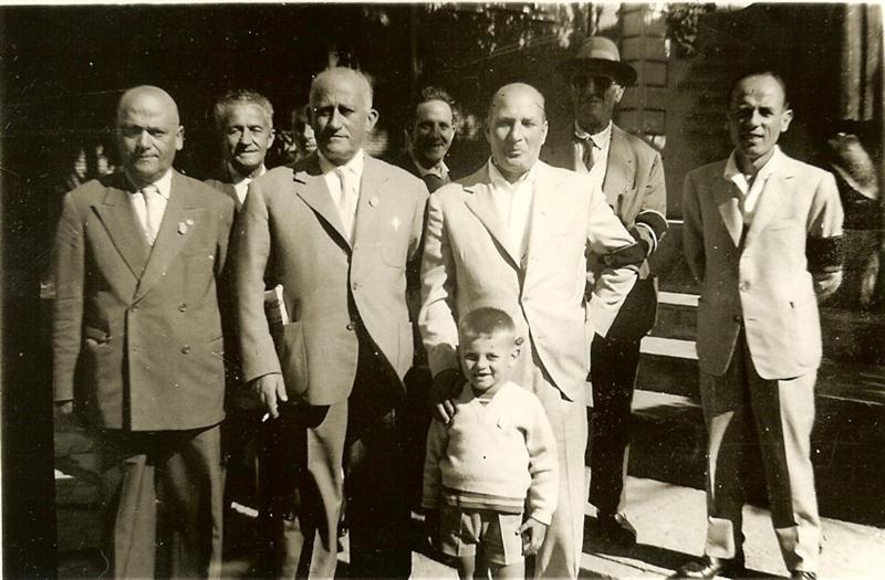 Magistrato anno 1950