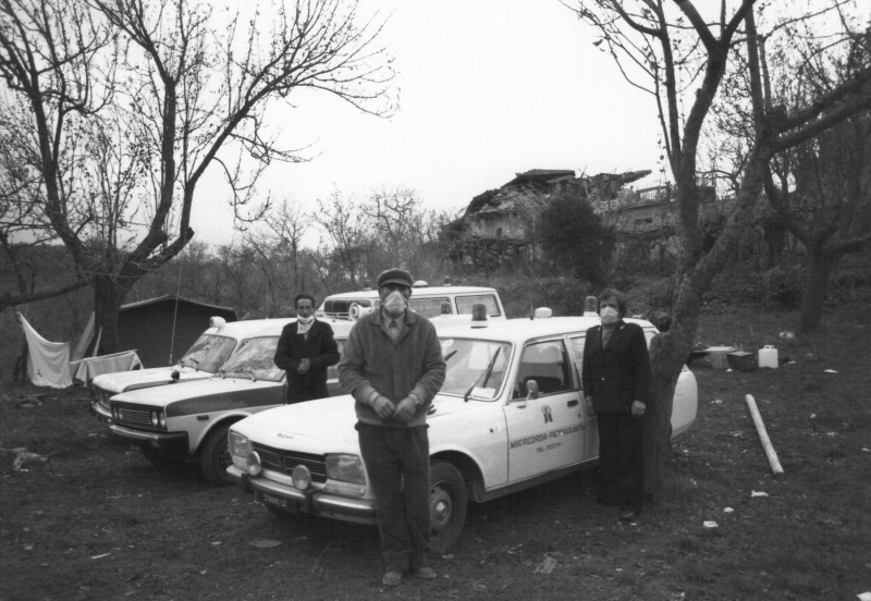 S Angelo dei Lombardi - anni 80