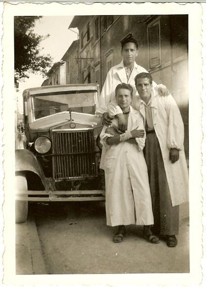 Ambulanza 2 anni 1950