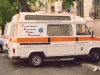 Ambulanza 6 - anni 90