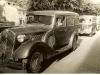 Ambulanza primi anni 40 e 50