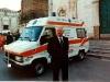 Auto 5 - anni 90 - Volontario Marino Lucarini