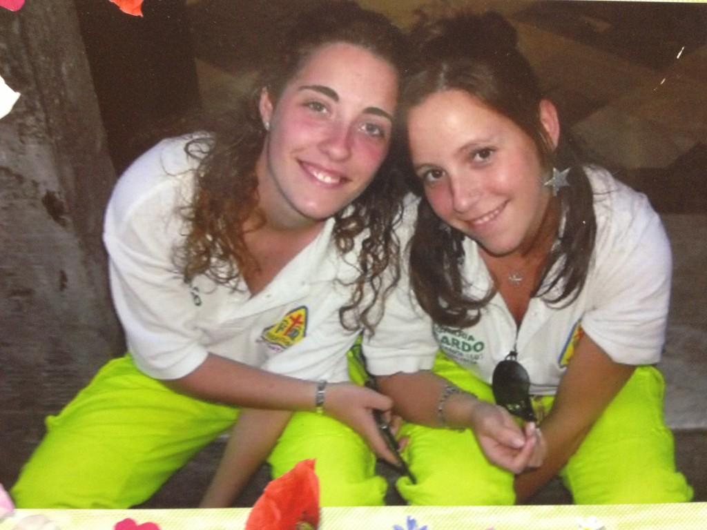 Veronica e Lara SCN 2010