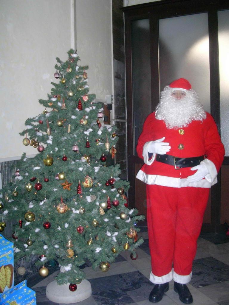 Babbo Natale 2011