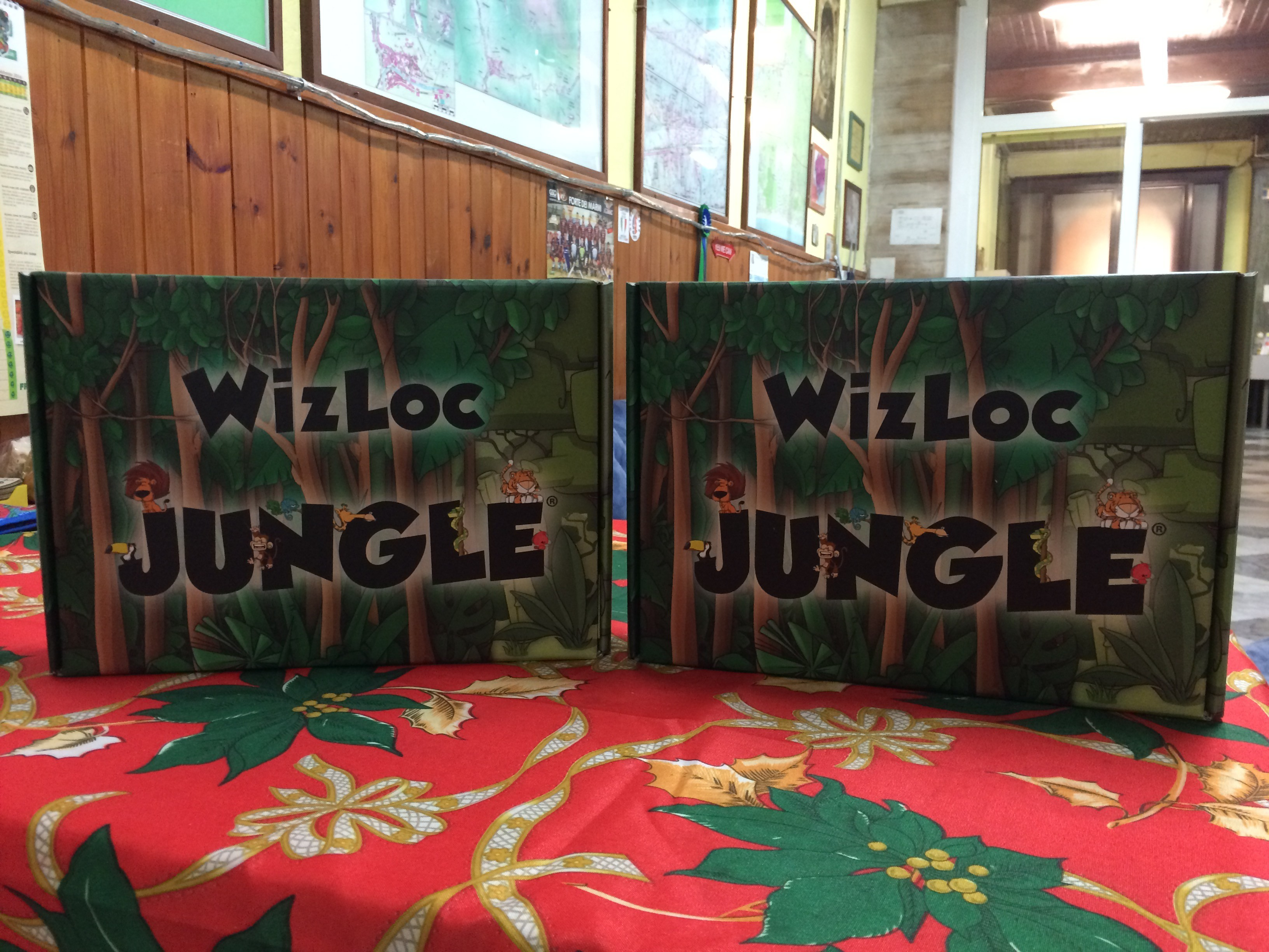 Ferno WizLoc Jungle 2016