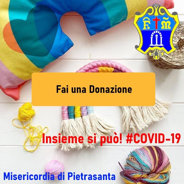 <p>Cliccate sul link, donate e fate girare !!! Grazie…:) Raccolta Fondi 2020 pro emergenza #Covid-19</p>